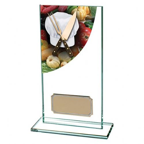 Colour Curve Cooking Jade Glass Award 160mm